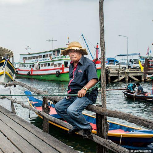 Ritratti dalla Thailandia - © Valerio Bellone