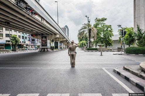 Bangkok, the new town - © Valerio Bellone
